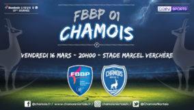 Affiche match à Bourg