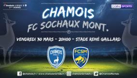 Affiche match vs Sochaux