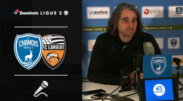 Conférence vs Lorient