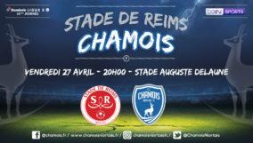 Affiche match à Reims