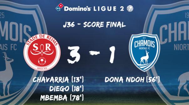 Score à Reims