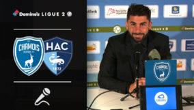 Conférence vs Le Havre