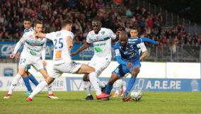 Lamkel Ze vs Le Havre