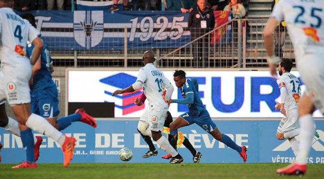 Djigla vs Le Havre