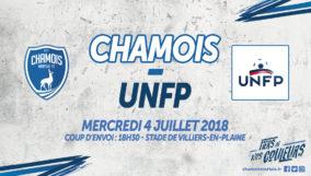 Affiche Domicile vs UNFP