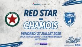 Affiche Extérieur au Red Star