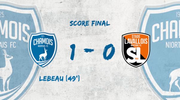 Score vs Laval