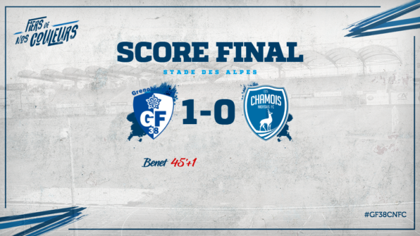 Score à Grenoble