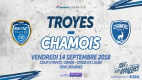 Affiche Extérieur à Troyes