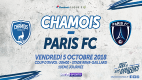Affiche Domicile vs Paris FC