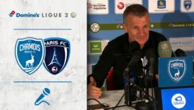 Conférence à domicile vs Paris FC