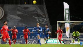 J27- Chamois vs Beziers 0-0