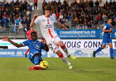 Chamois-Lorient