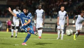 Penalty Roye vs Tours