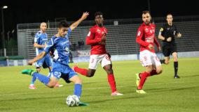 Lebeau vs Brest
