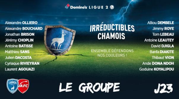 Groupe vs Valenciennes