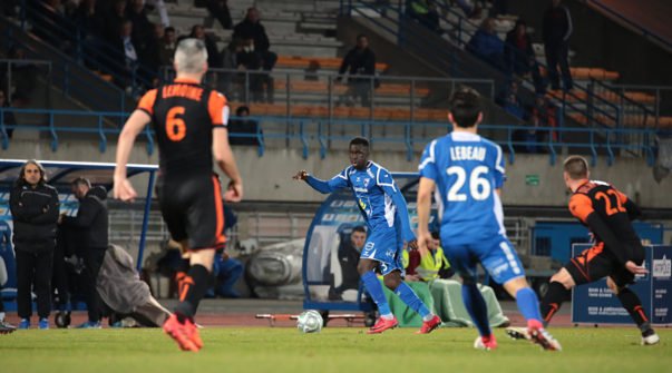 Dacosta vs Lorient