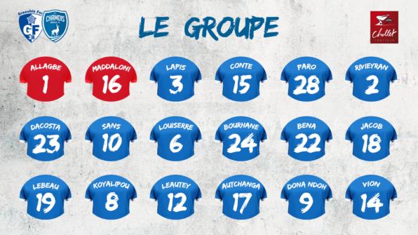 Groupe 2019 à Grenoble