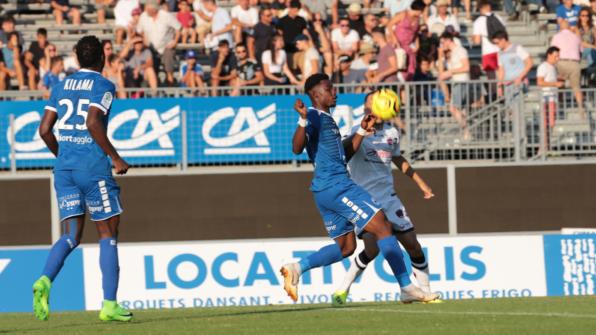 Koyalipou vs Clermont