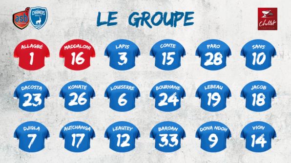 Groupe 2019 à Béziers