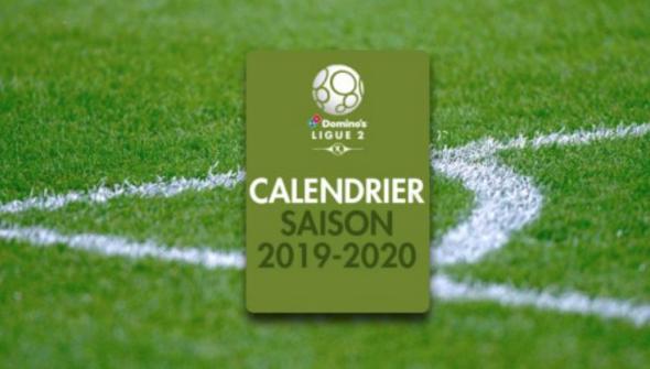 Calendrier 2019/2020