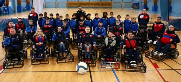 EDF Foot Fauteuil