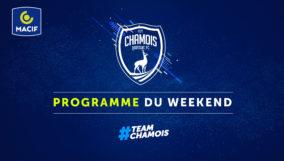 Programme du Weekend